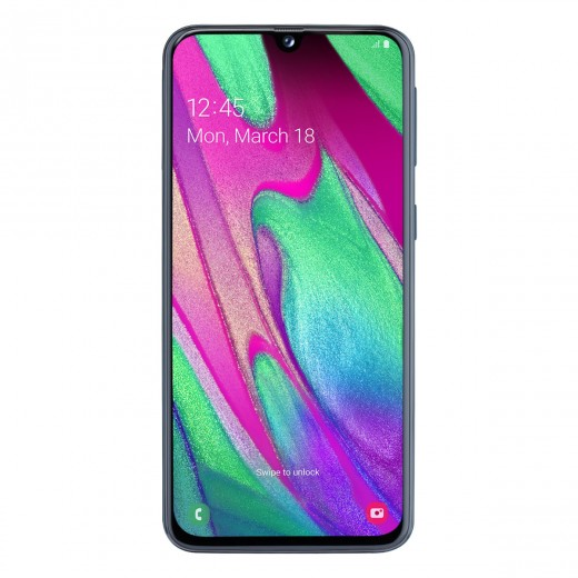 Samsung Galaxy A40 (A405) Black