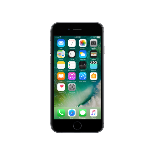 Apple iPhone 6s 32GB Space Grey mazlietots