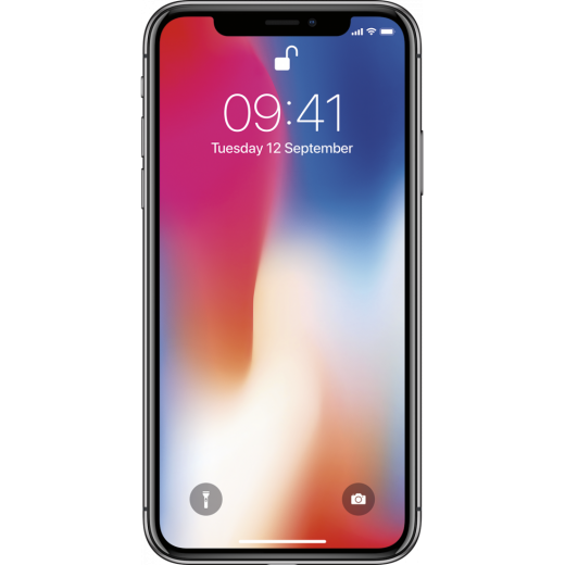 Apple iPhone X 256GB Space Grey mazlietots