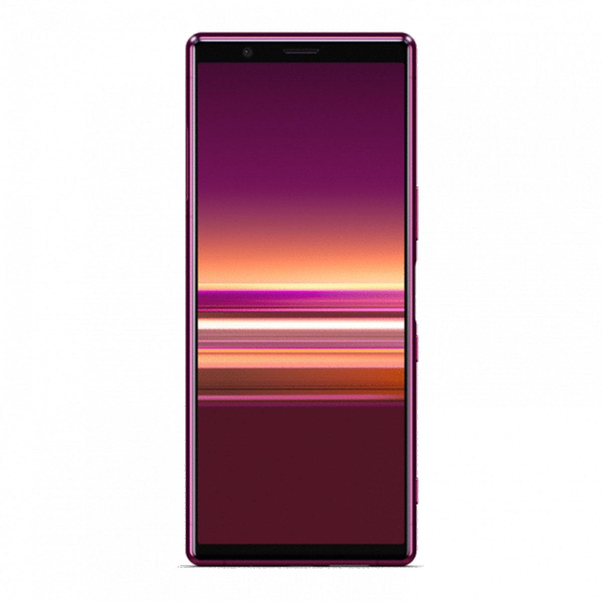 Sony Xperia 5 Dual SIM (J9210) Red